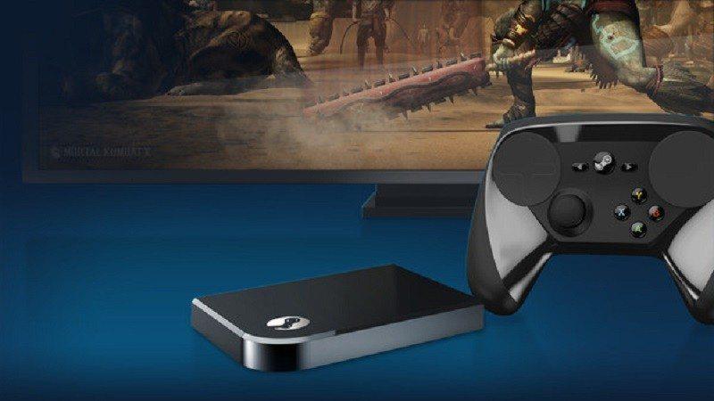 Steam Hardware Link Controller