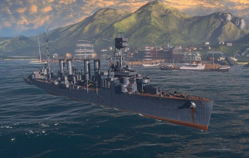 World of Warships Murmansk