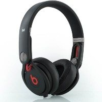 beats by dre Beats Mixr black 1