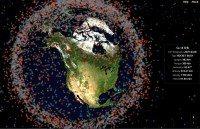 3d earth orbit