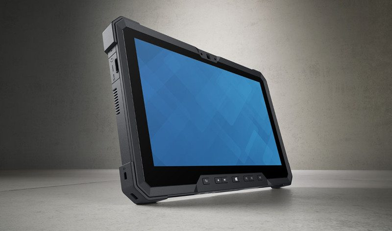 Latitude 12 Ruggedd Tablet