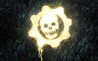 gears of war skull 2880x1800