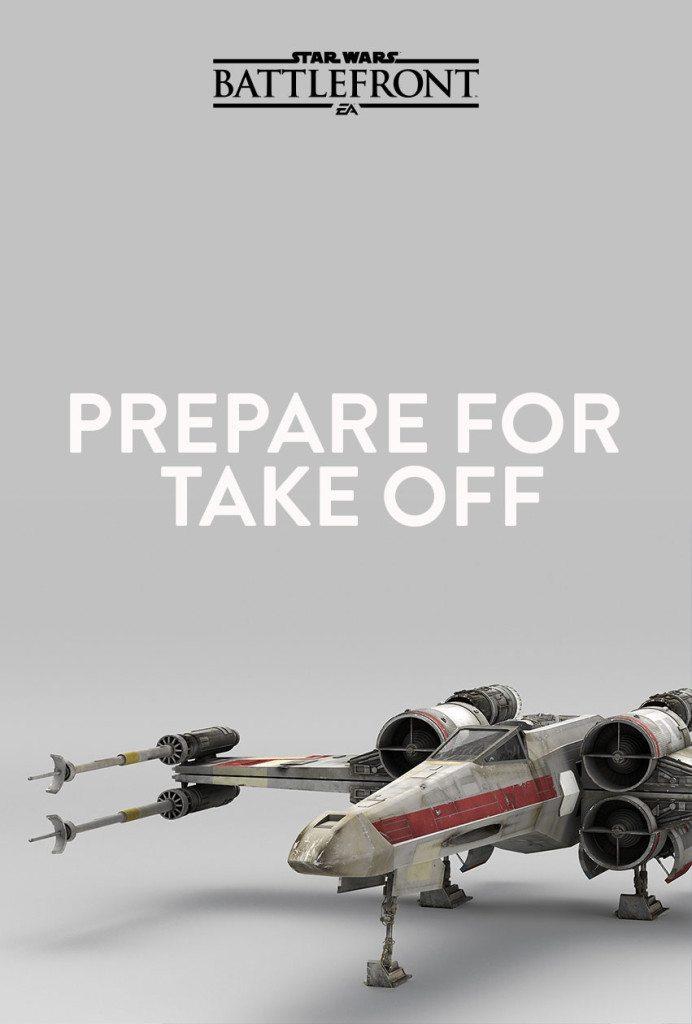Battlefront X-wing teaser