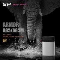 SP Armor A85 Portable Hard Drive KV