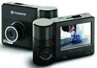 Transcend DP520 Dual Lens Car Camera