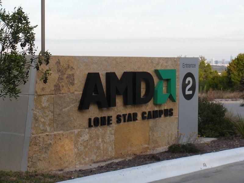 AMD Austin Texas HQ Lone Star Campus