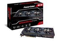 PowerColor AMD Radeon R9 Fury GPU Fiji