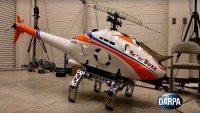 darpa helicopter landing gear
