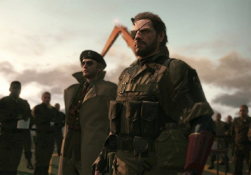 metal gear solid v ending