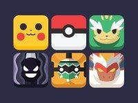 pokemon icons