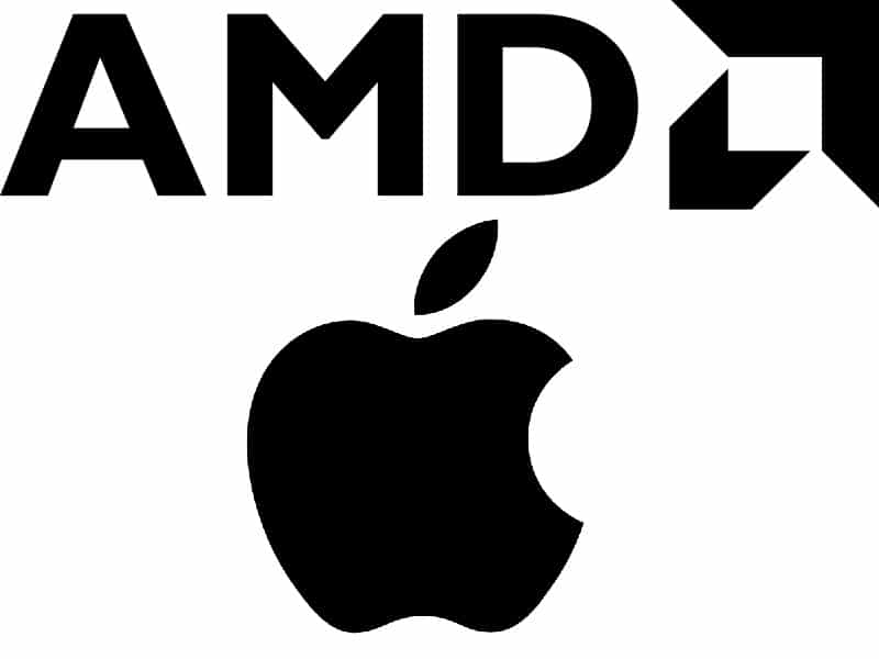 Apple AMD