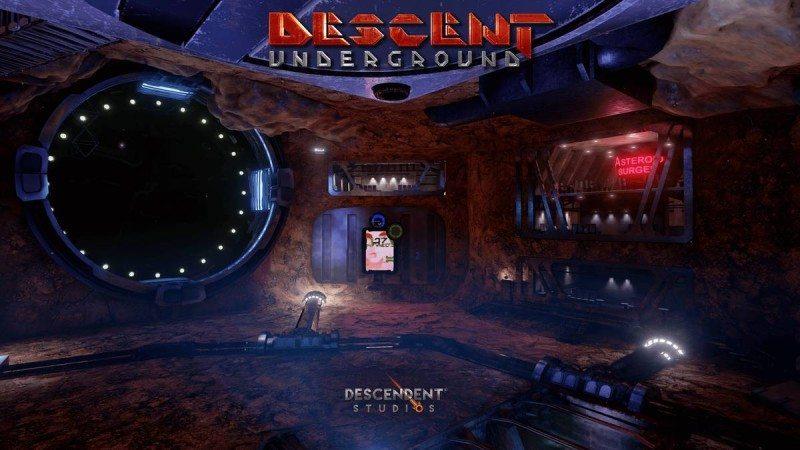 Descent Underground 2