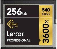 Lexar Pro CFast 3600x 256GB