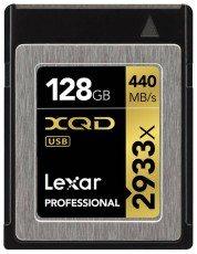 Lexar XQD 2933x 128GB