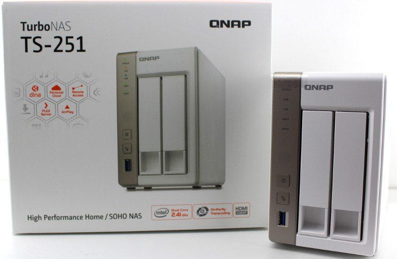 QNAP_TS251-Photo-box and nas