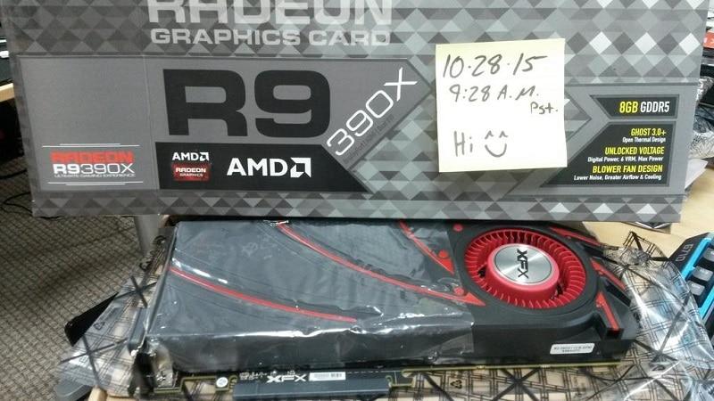 XFX AMD Radeon R9 390X Reference Blower GPU