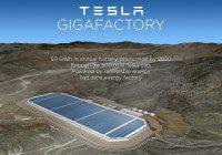 computer generated image of proposed tesla motors gigafactory 100479294 h