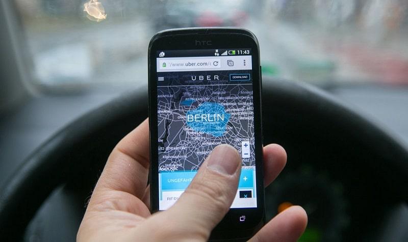 uber shuts down in three german cities
