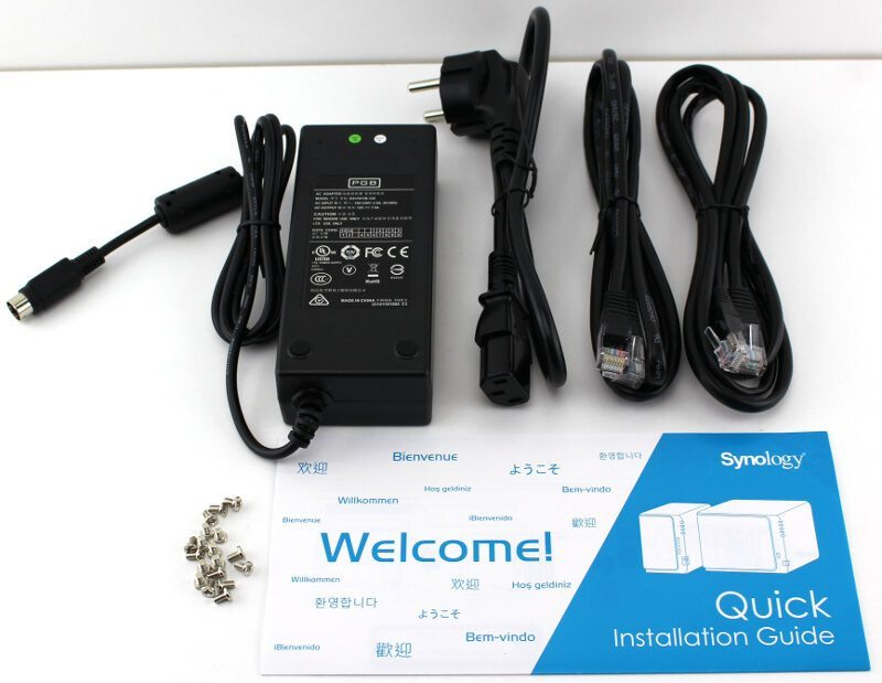 Synology_DS416-Photo-box content