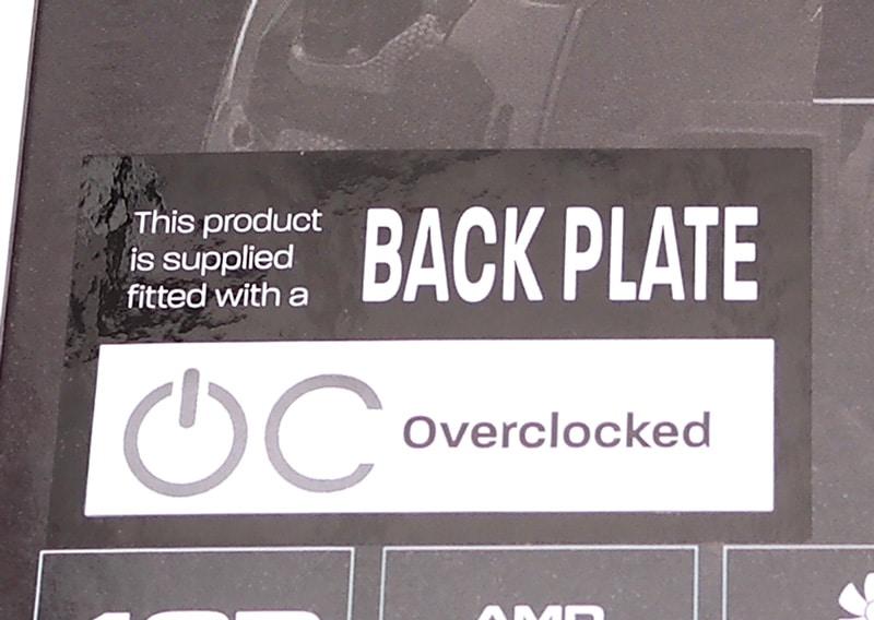 back-plate