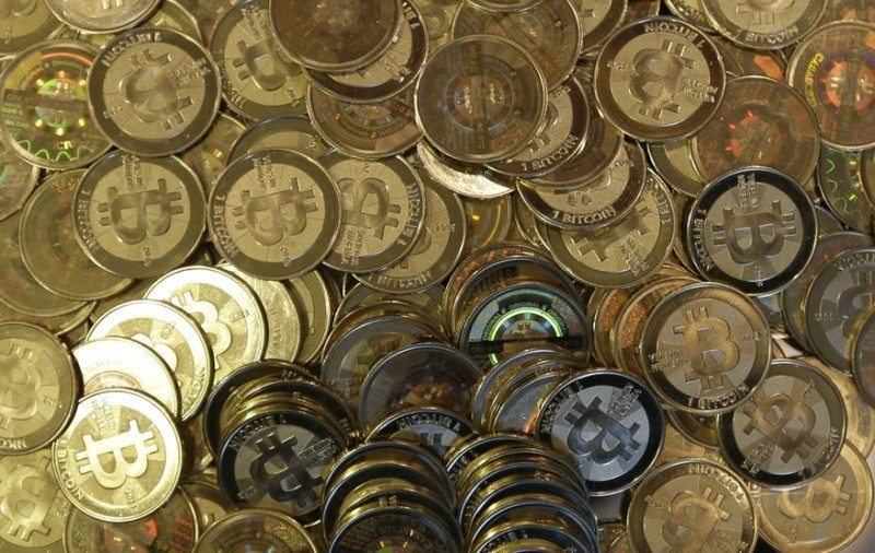 Bitcoins are digital currency that you can buy or sell at a risk