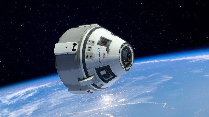 The CST-100, Boeing's rejected design