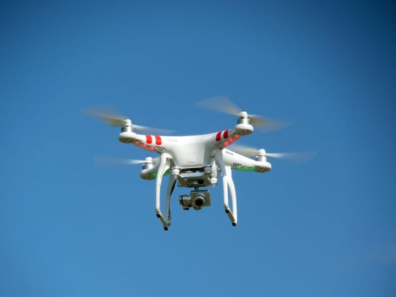 Drones Banned From Flying While Obama Visits London