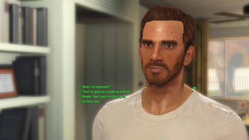 fallout 4 dialogue ui