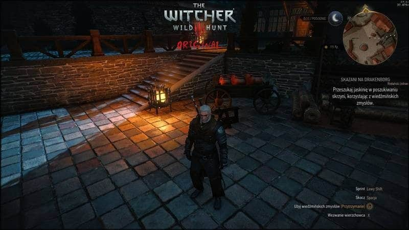 witcher3 mod-hall 2 original