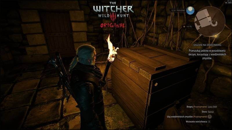 witcher3 mod-nox original