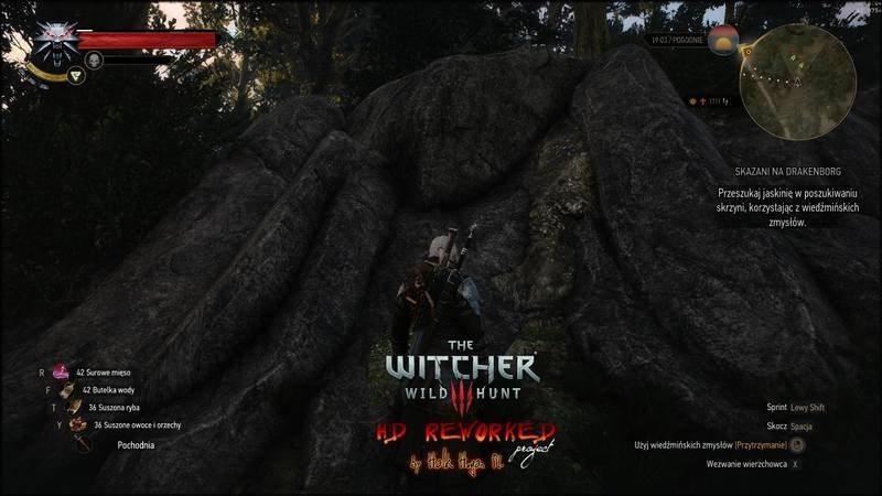 witcher3 mod-rock 2 reworked