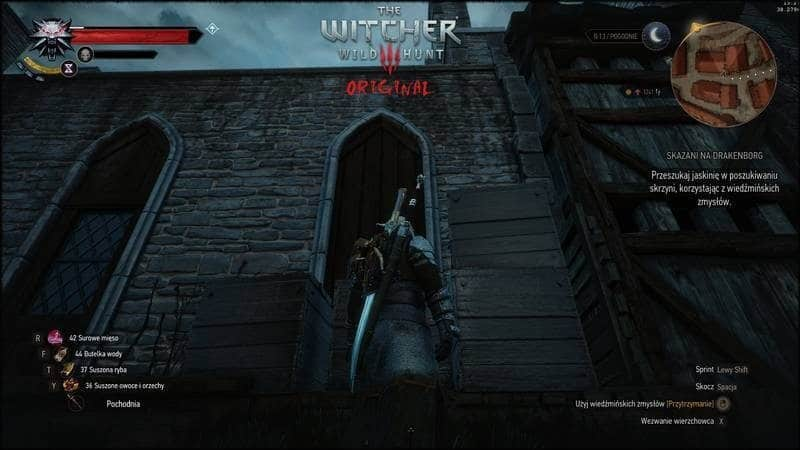 witcher3 mod-wall original
