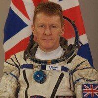Astronaut TimPeake