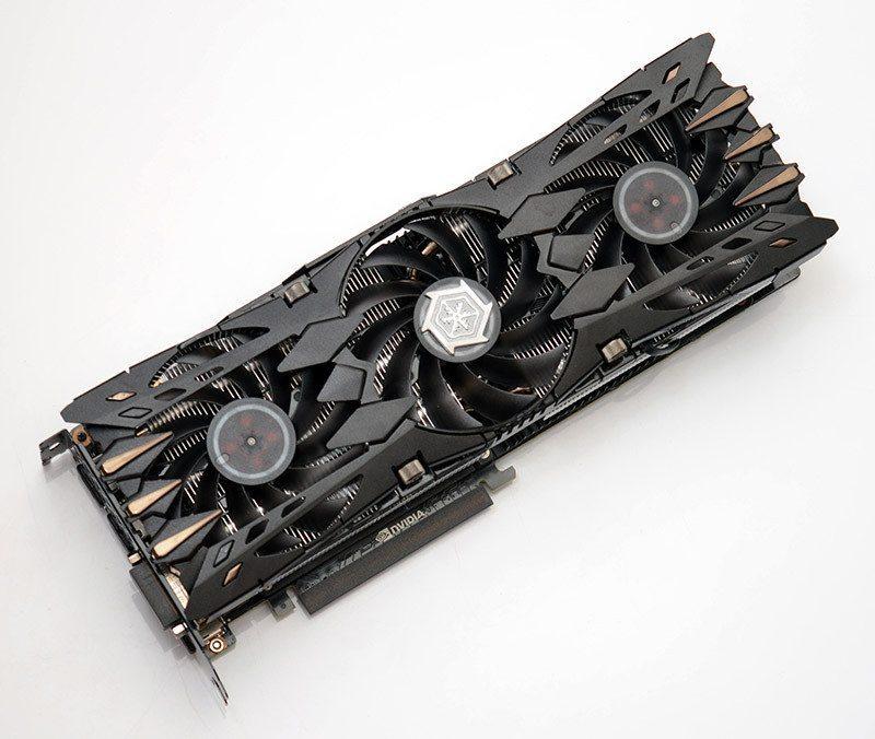 Inno3D GeForce GTX 980Ti