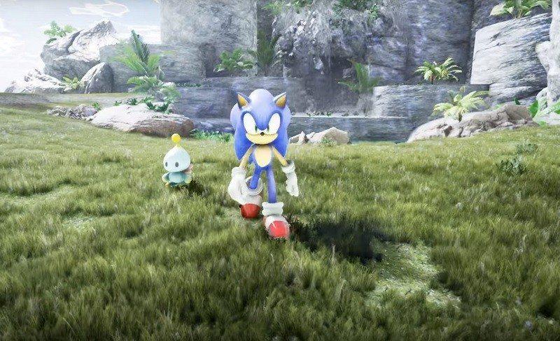 sonic adventure 2 garden ue4