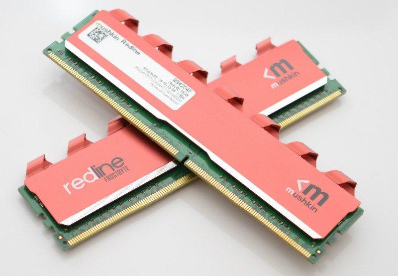 Mushkin Redline DDR4 3000MHz 16GB