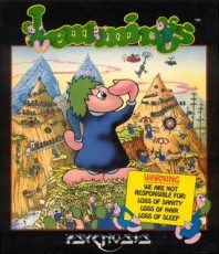 Lemmings BoxScan