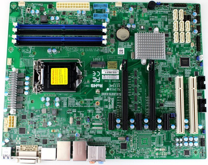 SuperMicro_X11SAE-Photo-top