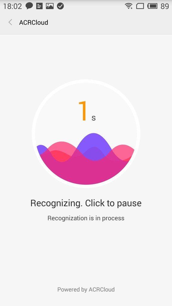 hum recognition 2