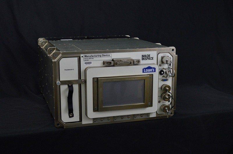 space-3d-printer