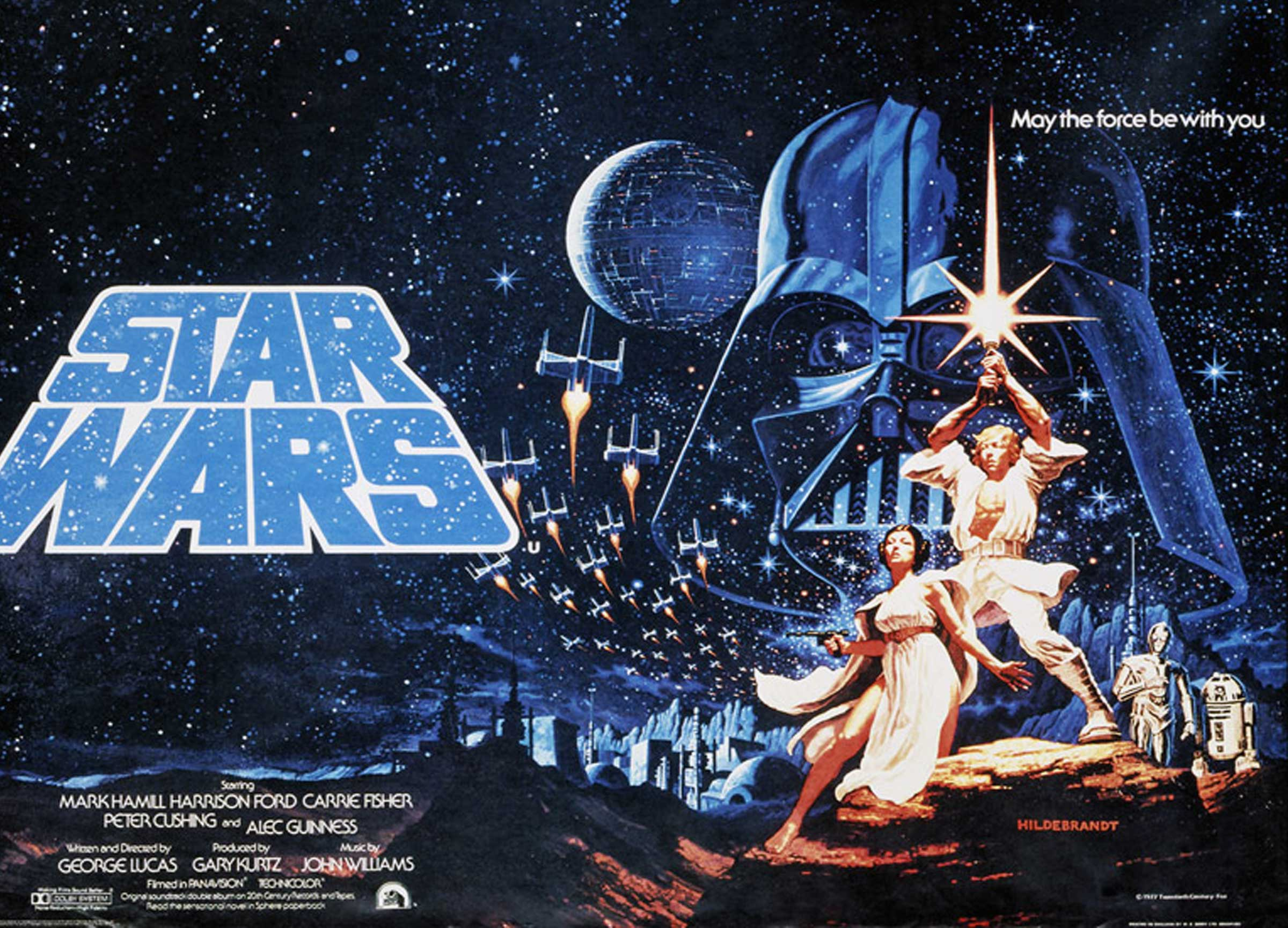 Restored Original 35mm Star Wars Print Released Online | eTeknix