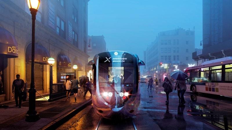 Electric Streetcars