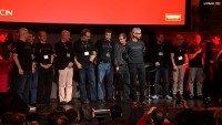 AMD Capsacin Event LiveStream Team Raja Koduri Roy Taylor Richard Huddy