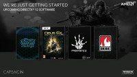 AMD Game Engine Developer Partnership Capsaicin