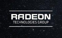 AMD RTG Logo Radeon Technologies Group GPU