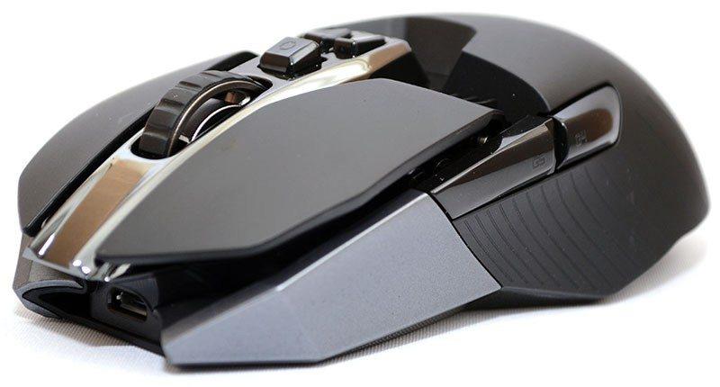 Win a Logitech G900 Chaos Spectrum Mouse!