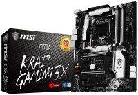 MSI Reveals Z170A Krait Gaming 3X Motherboard 1