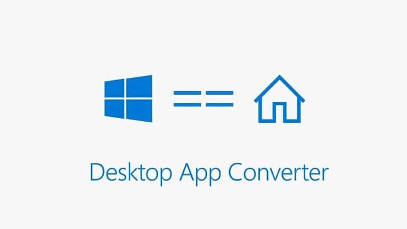Microsoft Windows 10 UWP App Converter Project Centennial