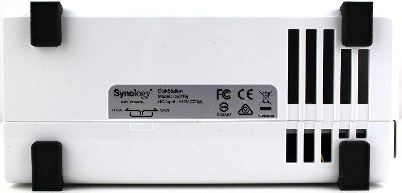 Synology DS216j-Photo-bottom