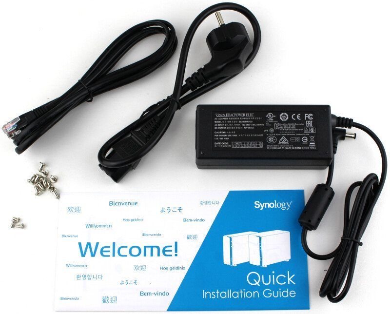 Synology DS216j-Photo-box content